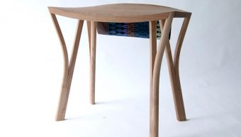 Writing desk by Angus Ross