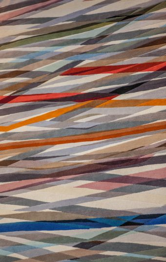 Collaboration by Paul Smith and the Rug Company